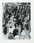 Reception Crowd at Graduation, Unknown Date by Franklin University
