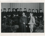 Graduates with Diplomas, Unknown Date by Franklin University