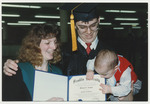 Baby Eats Diploma, Unknown Date by Franklin University