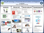 Using QR Technology to Promote Educational Excellence and Engagement by Xiaopeng Ni