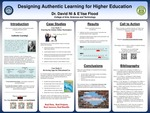 Designing Authentic Learning for Higher Education by Xiaopeng Ni and E'lise Flood