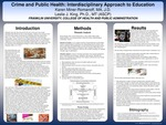 Crime and Public Health: Interdisciplinary Approach to Education by Karen Miner-Romanoff and Leslie J. King