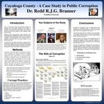 Cuyahoga County - A Case Study in Public Corruption by Redd Branner