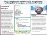 Preparing Faculty For Overseas Assignments