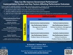 How Can We Improve Government Performance?
