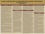 Juvenile Justice Education for At-Risk High School Youth