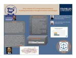 Institute of Criminal Justice Excellence: Providing Information through Innovation and Dialogue