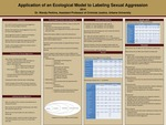 Application of an Ecological Model to the Labeling of Sexual Aggression