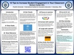 10 Tips to Increase Student Engagement in the Classroom by Barbara Carder