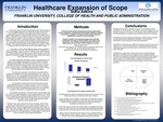 Healthcare Expansion of Scope