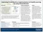 Improving Virtual Machine Implementation to Simplify Learning by using vCloud Director