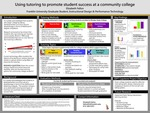 Using Tutoring to Promote Student Success at a Community College by Elizabeth Fallon