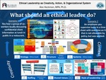 Ethical Leadership as Creativity, Action, & Organizational System by Alex Heckman