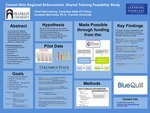 Central Ohio Regional Enforcement: Share Training Feasibility Study by Sean Asbury and Jonathan McCombs