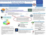 Incorporating the Brain Sciences into the Teaching of Business Psychology by Raymond L. Forbes Jr.