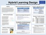 Hybrid Learning Design