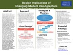 Design Implications of Changing Student Demographics