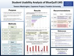 Student Usability Analysis of BlueQuill LMS