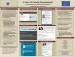 A Year of Faculty Development by Barbara Carder, Leslie Mathew, and Elisha Teague