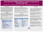 First Semester BSN Students: Cognitive Appraisal & Perceived Stress