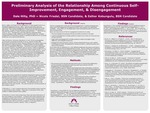 Preliminary Analysis of the Relationship Among Continuous Self- Improvement, Engagement, & Disengagement