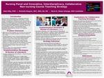 Nursing Panel and Innovative, Interdisciplinary, Collaborative Non-Nursing Course Teaching Strategy