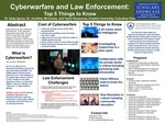Cyberwarfare and Law Enforcement: Top 5 Things to Know