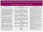 Impact of Self-Efficacy on Nursing Students Compassion Toward Others & Self