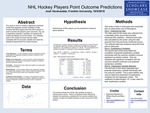 NHL Hockey Players Point Outcome Predictions