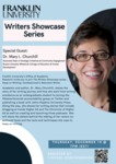 Fall 2020 Talk: Keep on Writing: Confessions of a Reluctant Writer